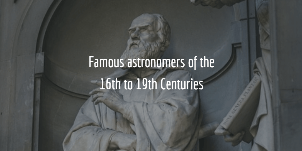 famous astronomers galileo