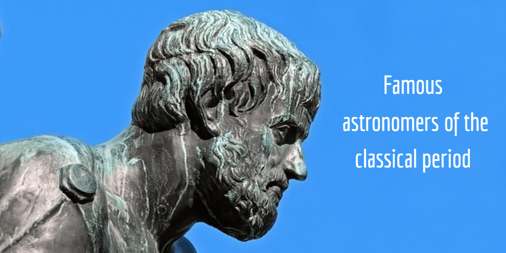 famous astronomers Aristotle