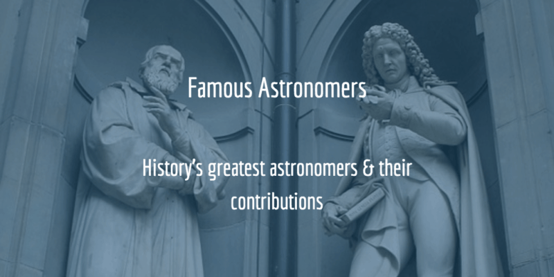 famous astronomers