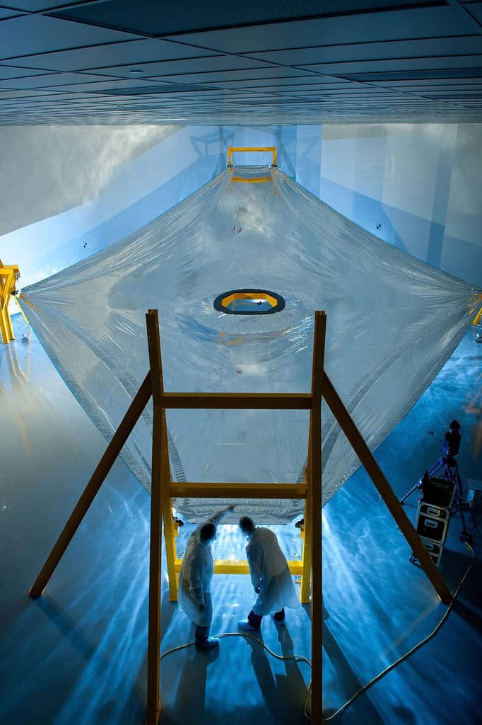 The James Webb Space Telescope Sunshield