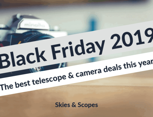 Black Friday 2019 [the best camera & telescope deals this year]