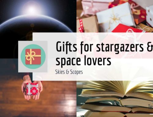 21 great gifts for stargazers & astronomers [updated 2019]