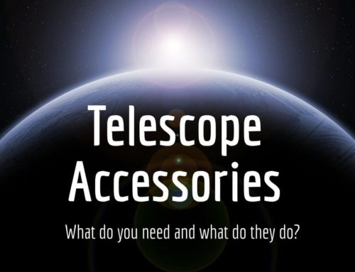 Telescope accessories: what do you need?