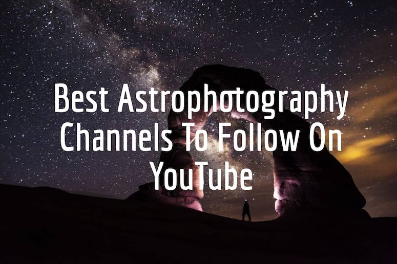 Youtube astrophotography channels