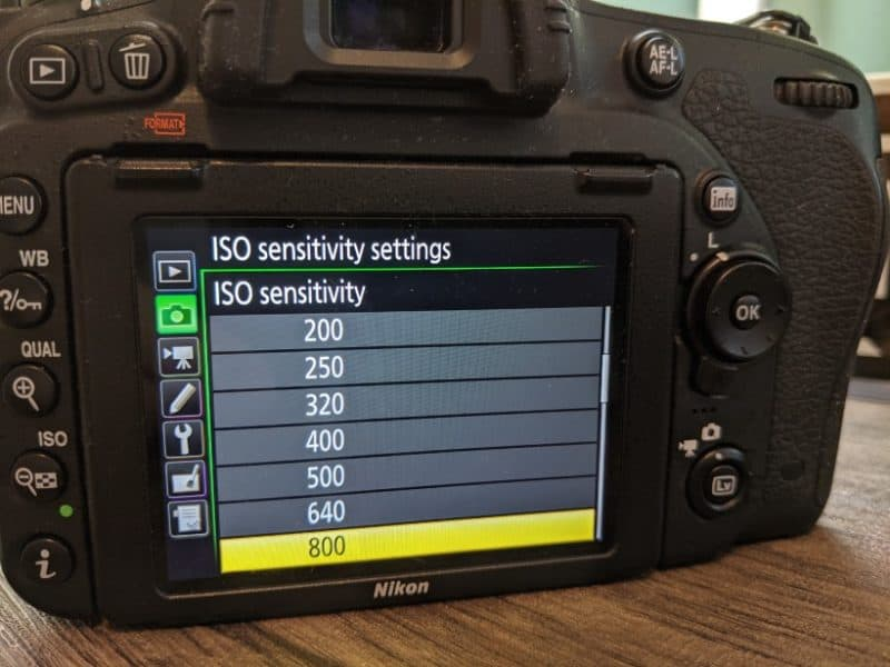 ISO for Night Sky Photography
