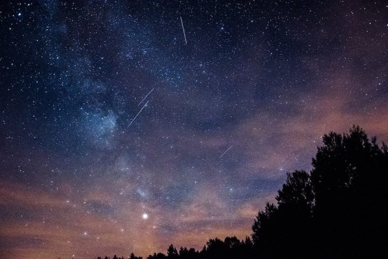 how to take pictures of stars