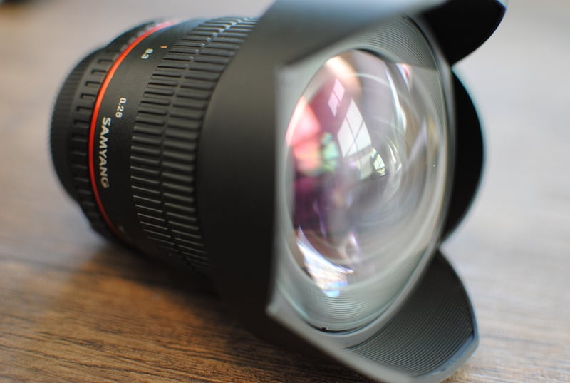 best lens for star photography